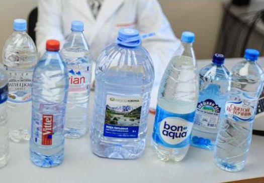 какую воду лучше покупать