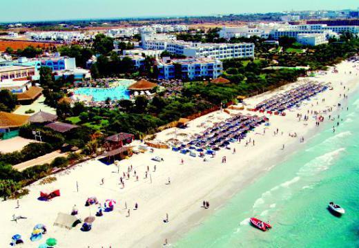 карибиан ворлд тунис