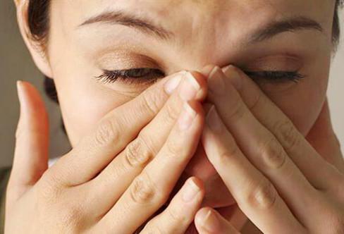 острый синусит симптомы и лечение