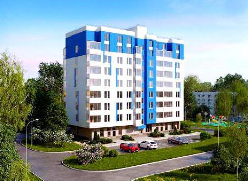 ЖК Брусничный в Янино