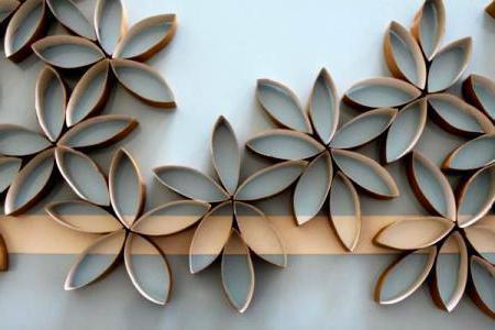 декоративные украшения на стену