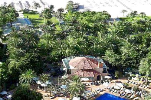 Habtoor Grand Beach Resort SPA отзывы