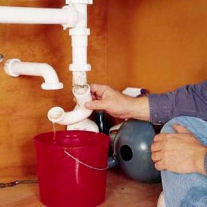 Чистка канализации в частном доме: инструкция и способы