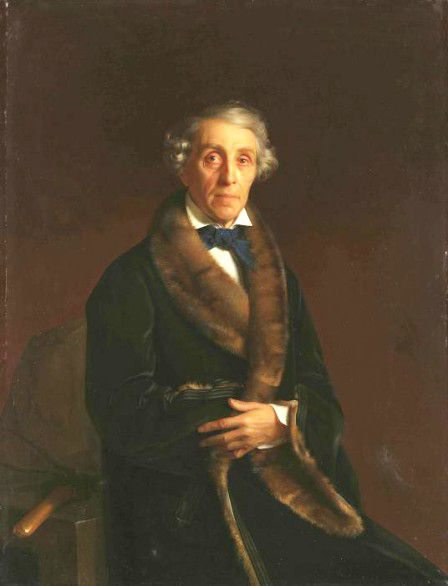 Artist Fedor Petrovich Tolstoy: a biography