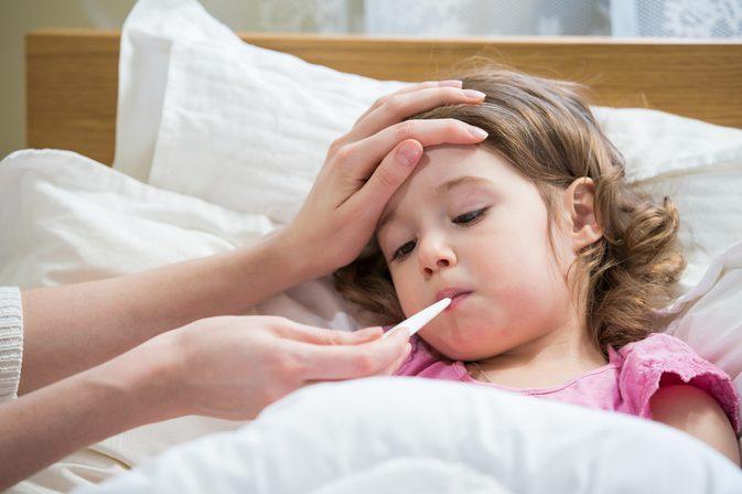 температура при увеличении лимфоузлов
