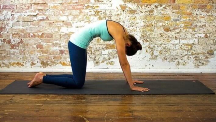 Упражнения при опущении матки и стенок
