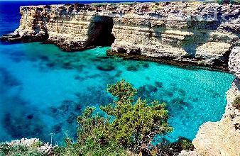 Пляжи Апулии