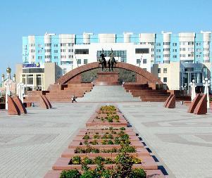 Атырау Казахстан отдых море