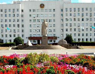 Гостиница Казахстан в Атырау
