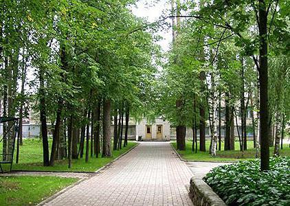 Белоруссия санаторий Летцы