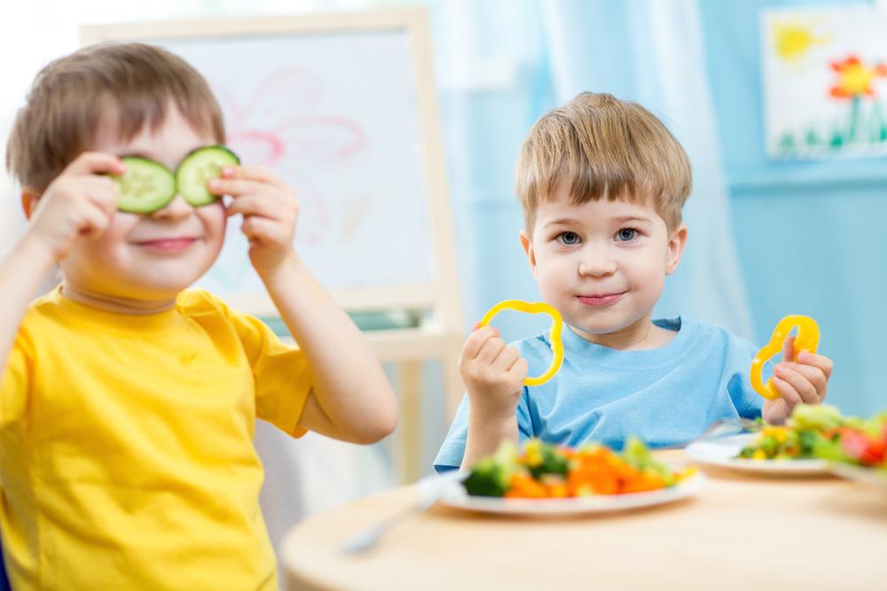 как оформить овощную тарелку