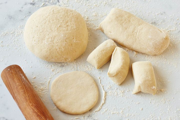 pastry for buns