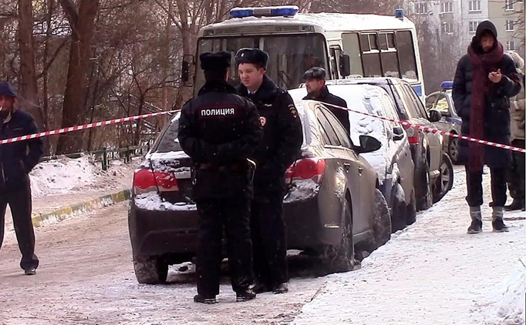 Арест прокурора Павлова