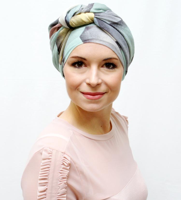 могут повязать платок на голову красиво фото более
