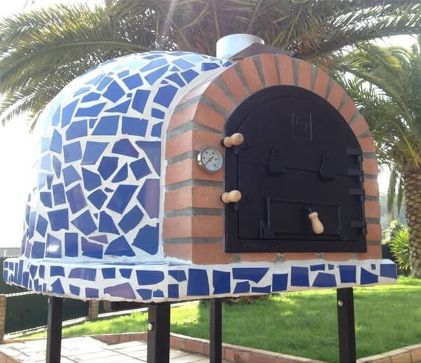 BBQ Garden Oven
