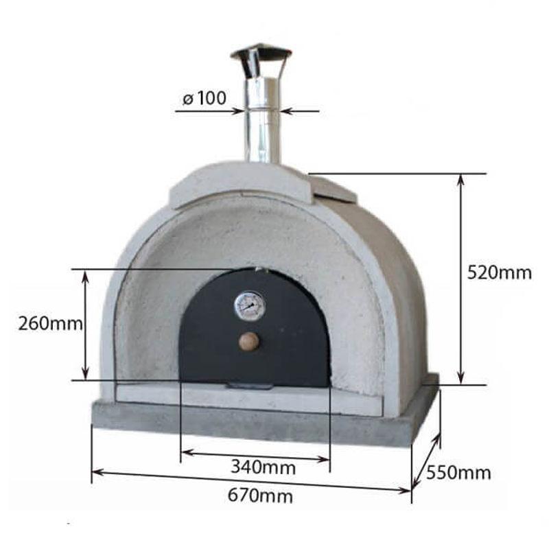DIY garden stove