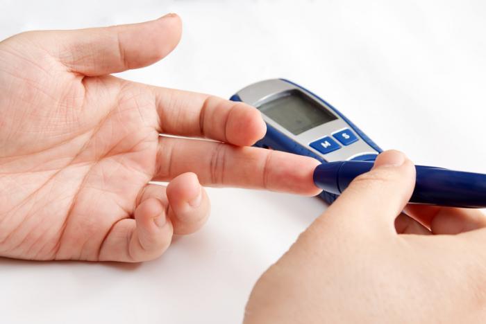 Рутинный анализ крови на содержание сахара