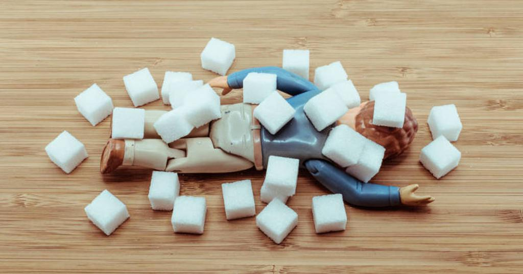 Сахар может убить