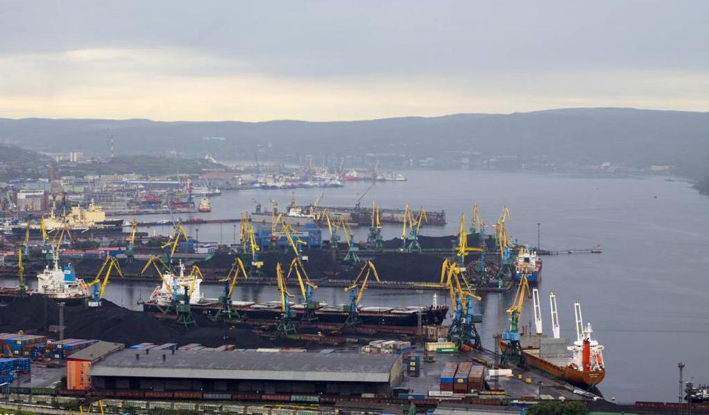 Port of Murmansk