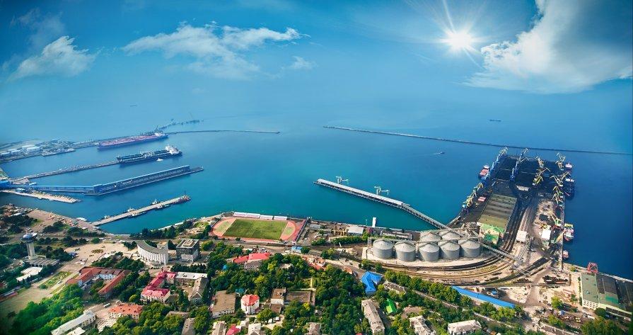 Port of tuapse