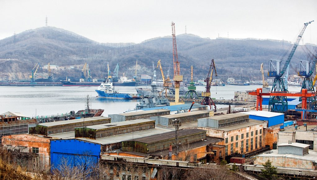 port Nakhodka