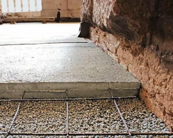 Стяжка из керамзитобетона в12 5 куплю бетон симферополь