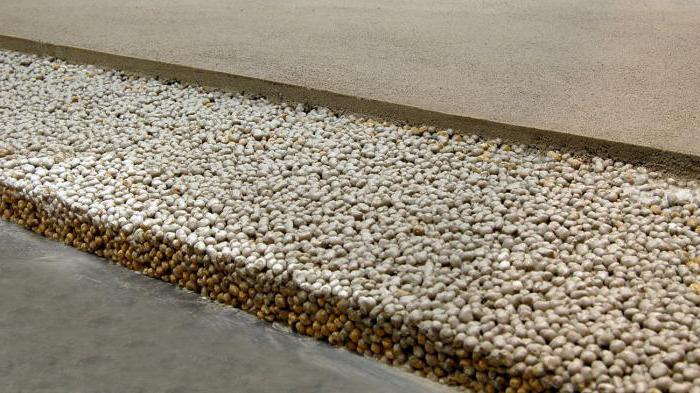 Калькулятор стяжки пола с керамзитобетоном пигмент белый для бетона купить в