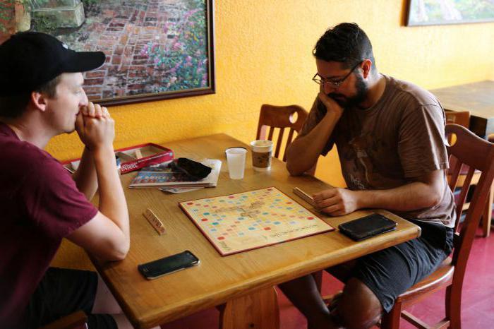 Простой способ тренировать мозги и получать при этом удовольствие. Игра Scrabble