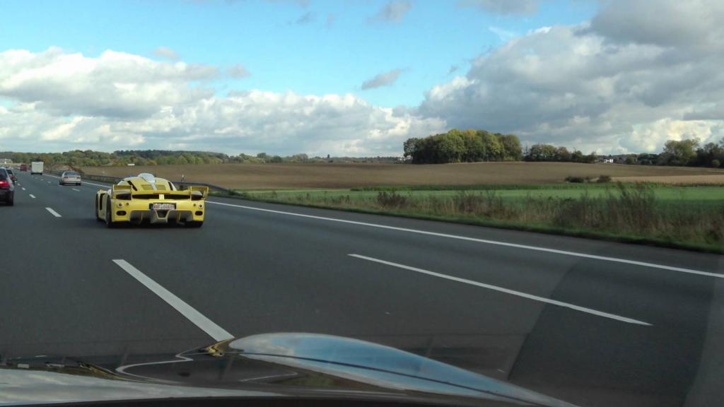 гонки на автобане