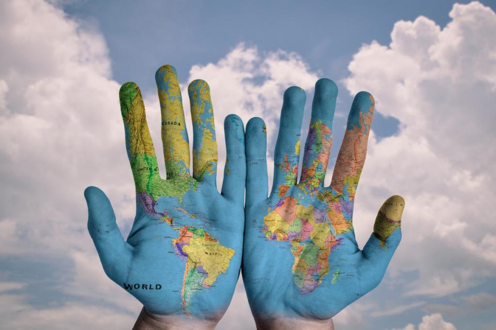 Международное право: понятие, принципы