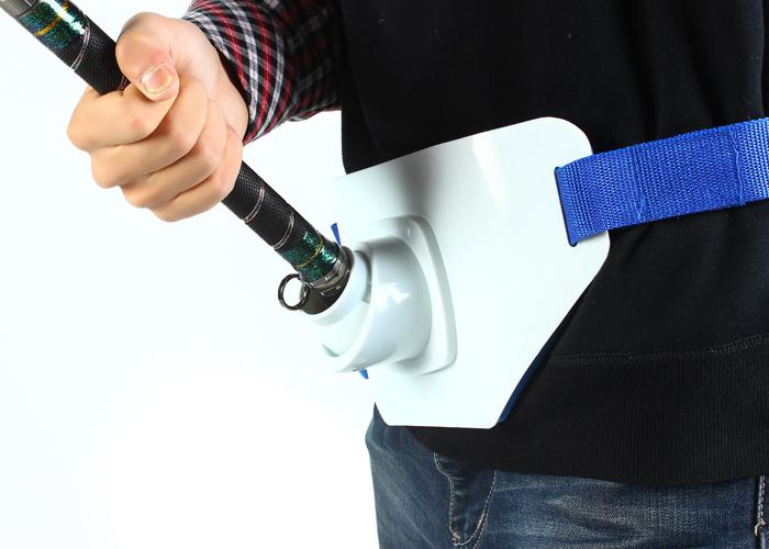 Belt holder for tackle