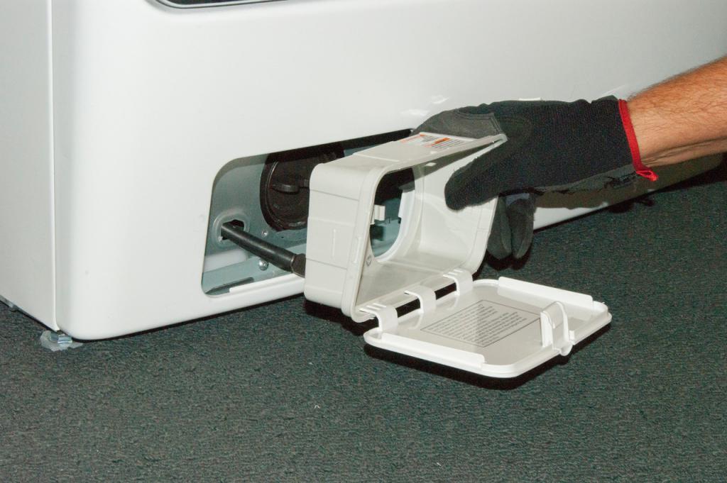 """Как почистить фильтр в стиральной машине """"Индезит"""": способы и рекомендации"""
