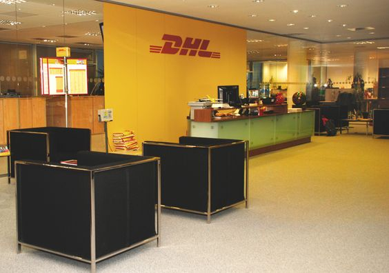 DHL addresses in Moscow