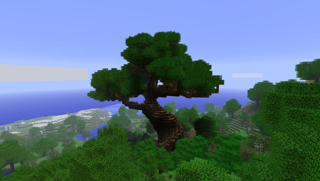Дерево в игре