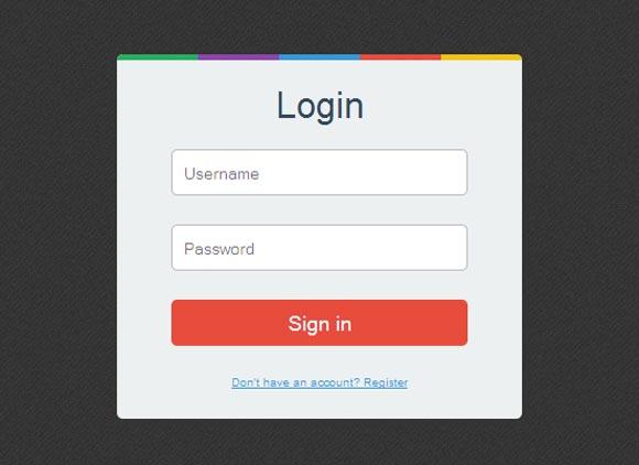 как создать логин и пароль для знакомств