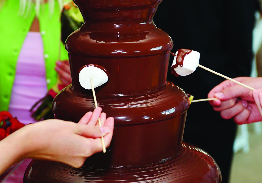 chocolate application