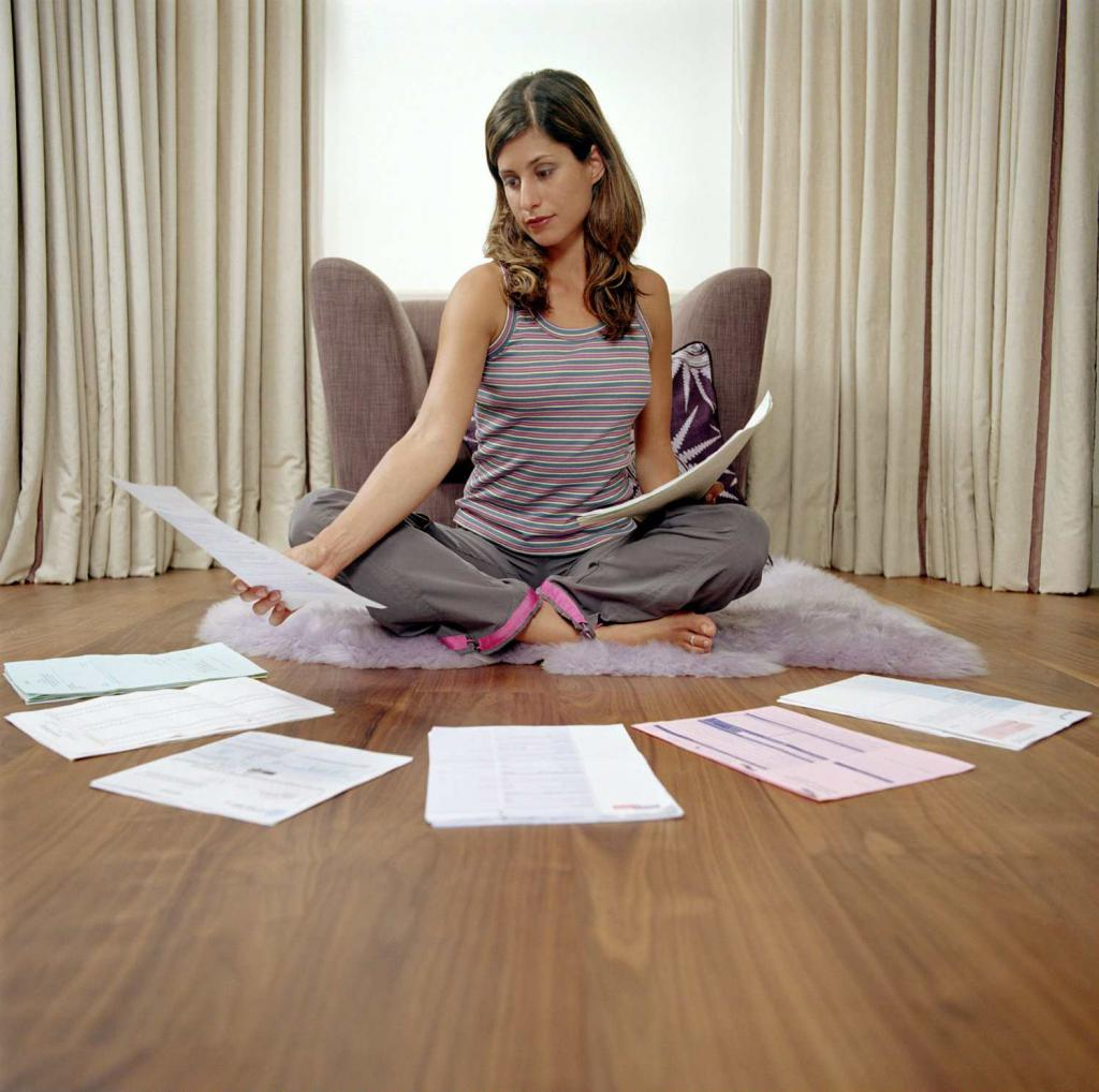 Систематизация документов дома