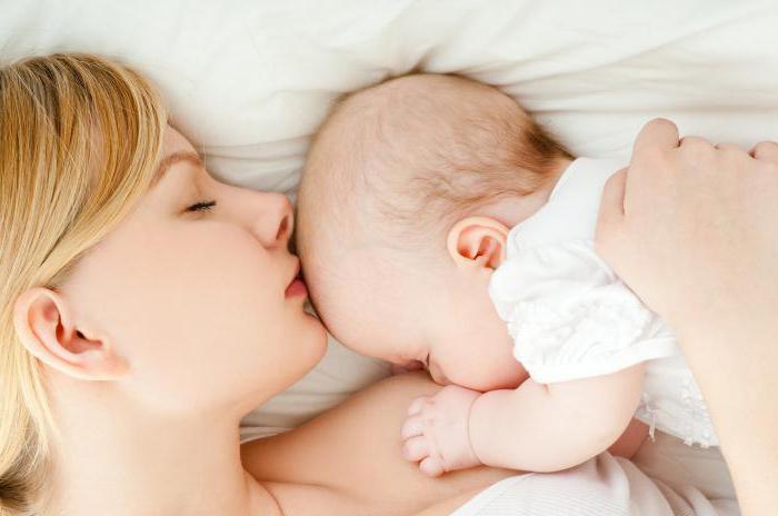 Увеличение грудей при беременности