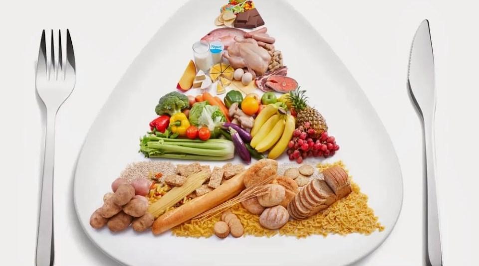 Сбалансированное питание и монодиеты