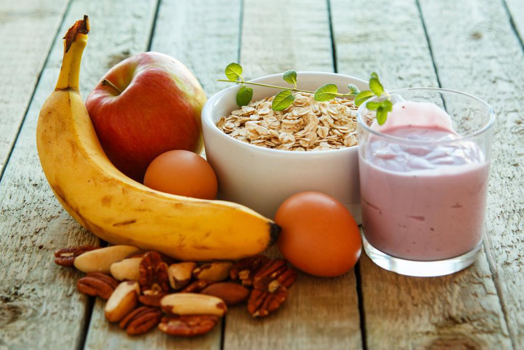 Полноценный диетический завтрак
