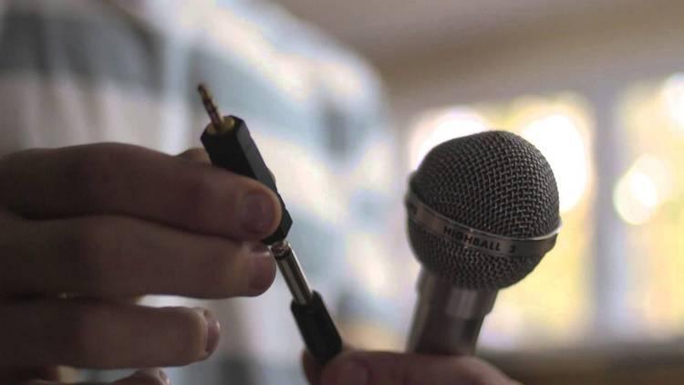 Как подключить караоке микрофон к телевизору Samsung