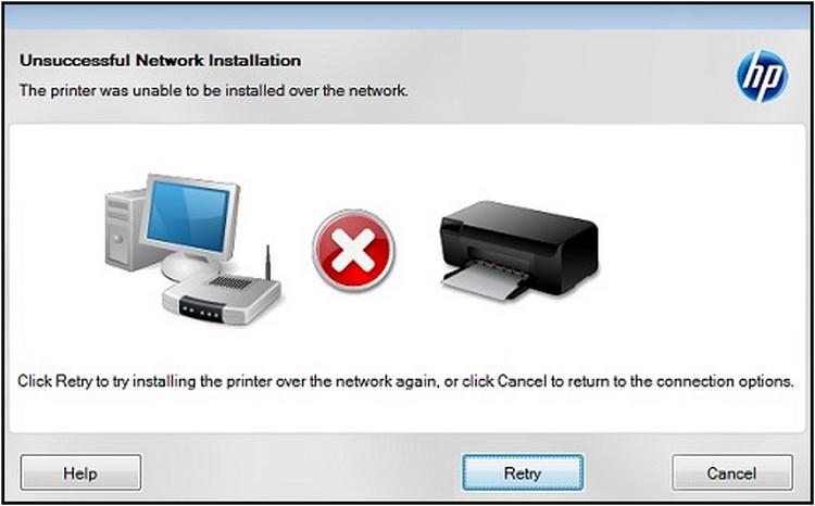 печать невозможна подсистема печати недоступна