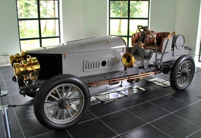 полноприводный автомобиль
