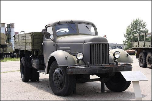 «ЗиЛ-164» — неприметный работяга