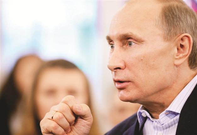 В.В. Путин против олигархии