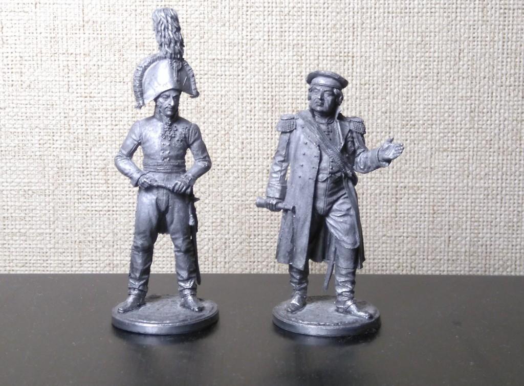 Наполеон и Кутузов