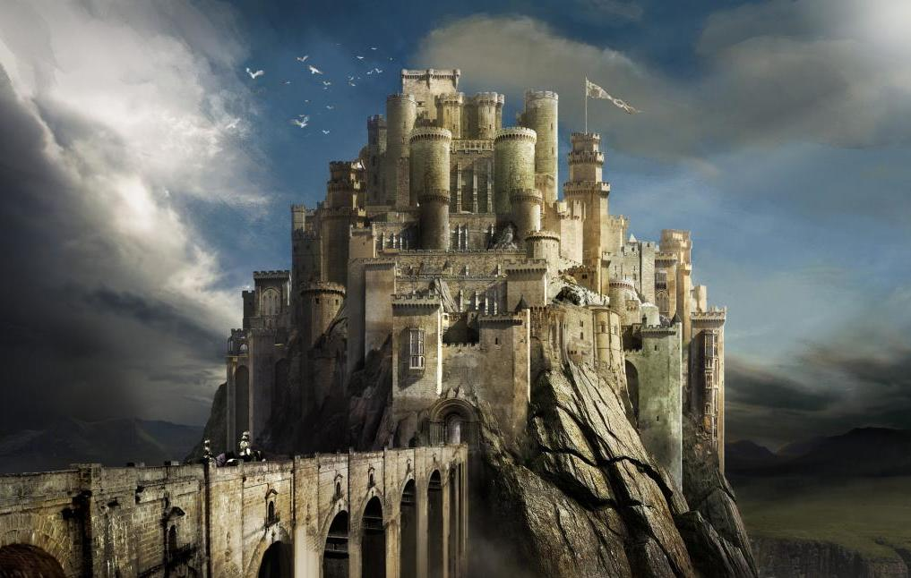 Легенды замков картинки