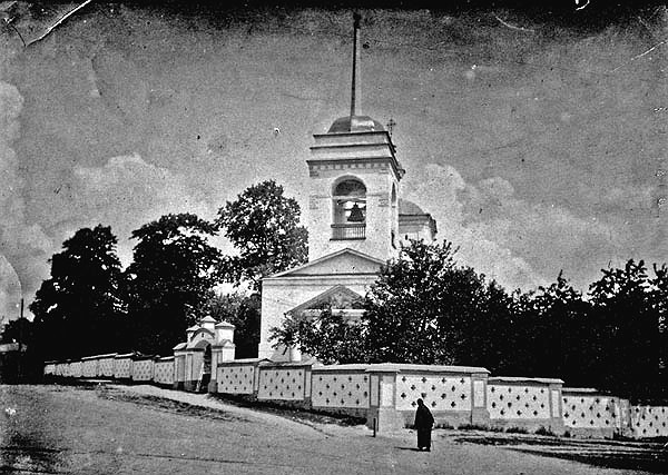 Храм в начале 20 века