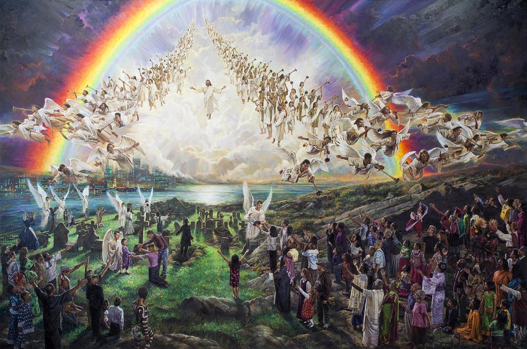 фото иисус создал радугу пробегом наличии автосалонах