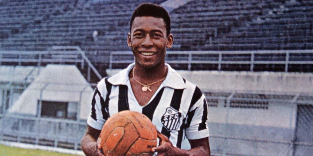 Легенда футбола Пеле